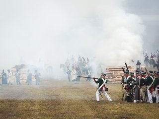 «Berezina 2019» — a large-scale historical reconstruction of the events of 1812