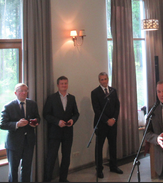 The MFA of Belarus held a diplomatic reception in Green Park hotel complex