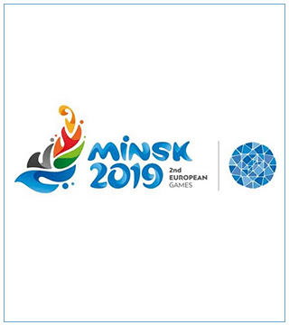 THE II EUROPEAN GAMES | MINSK | BELARUS | 21-30 JUNE, 2019