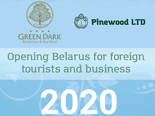 We open Belarus for tourism and business